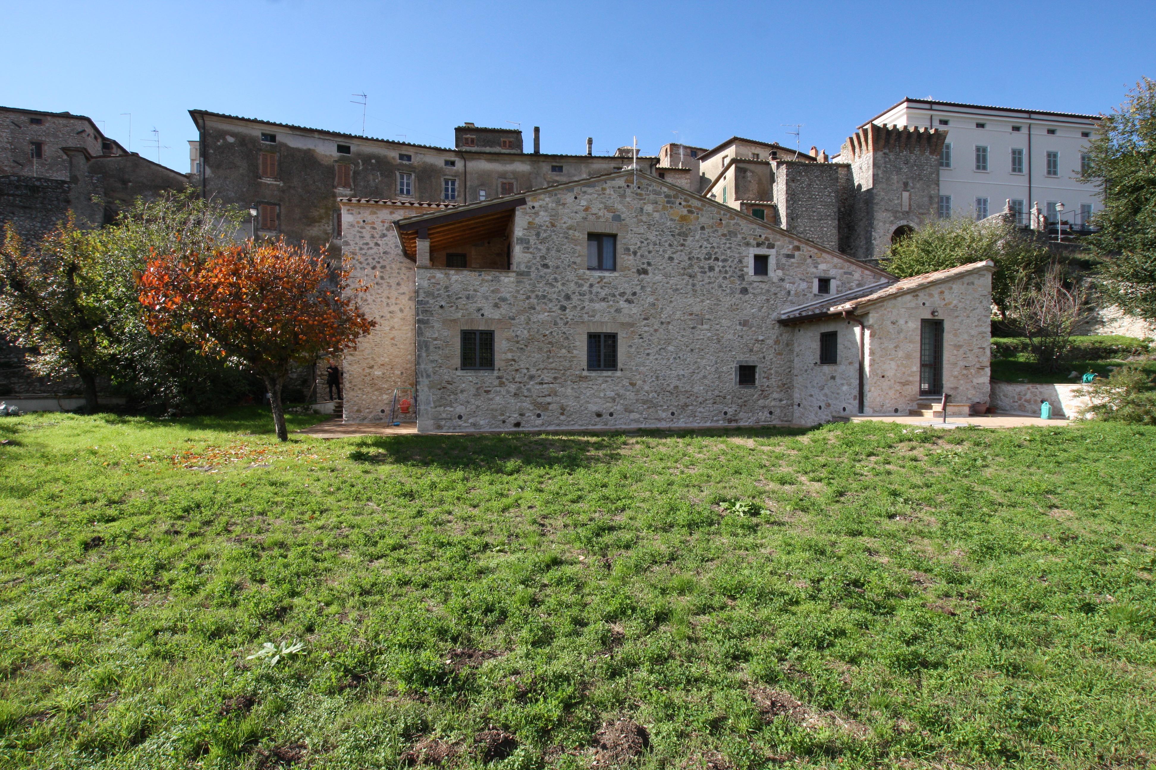 Casale in bioedilizia a Lugnano in Teverina